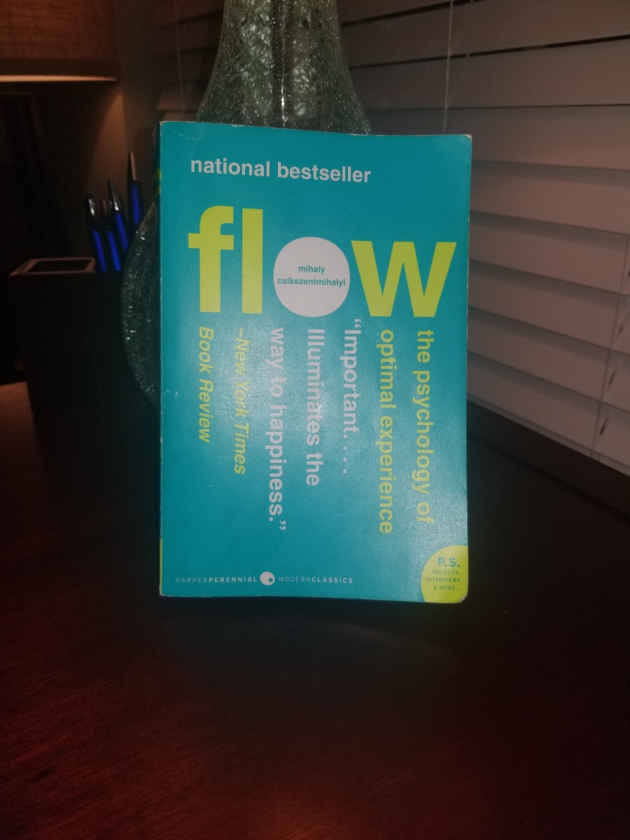 """Flow"": Dealing With Pain, Turning Bad Into Good, and Reactivating Tinder"